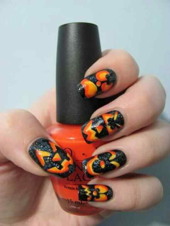 Ideas pintar unas halloween (13)