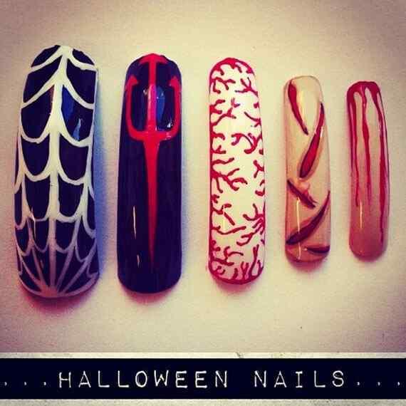 Ideas pintar unas halloween (17)