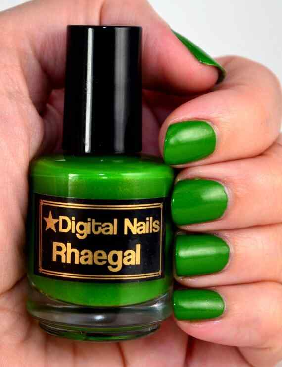 Unas color verde (13)