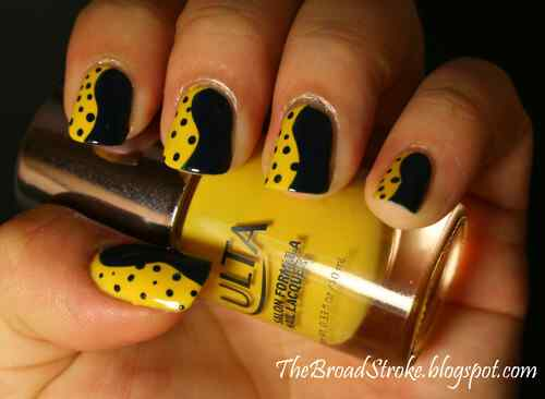 Yellow Nails - Unas amarillas (45)
