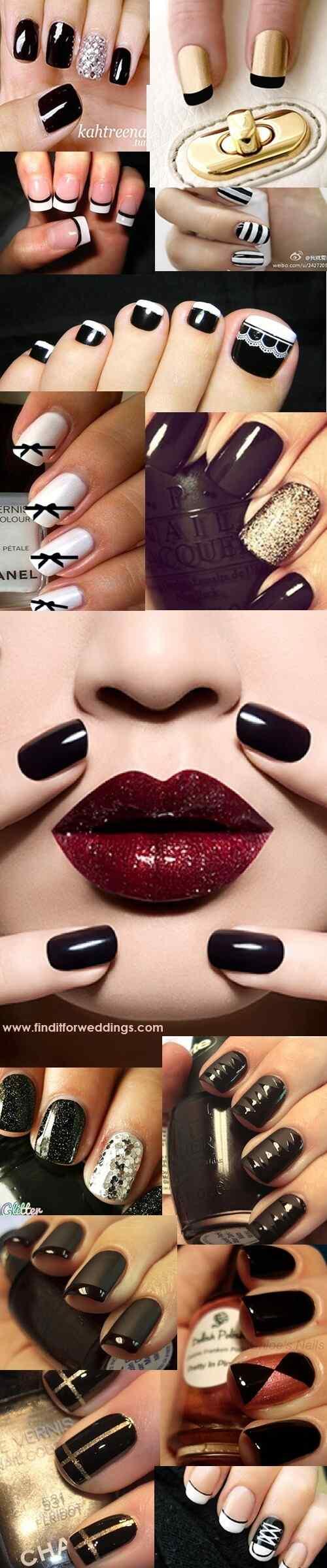 black nails (3)