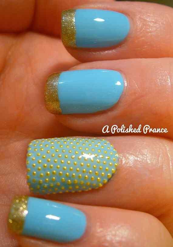 Uñas caviar - Caviar Nails