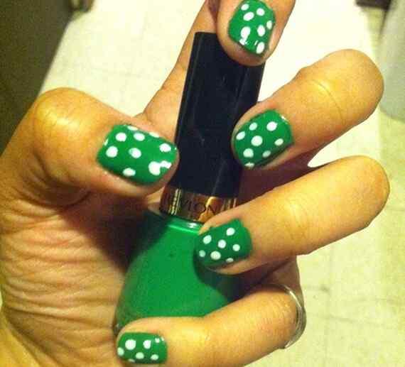 decoracion de unas verdes (9)