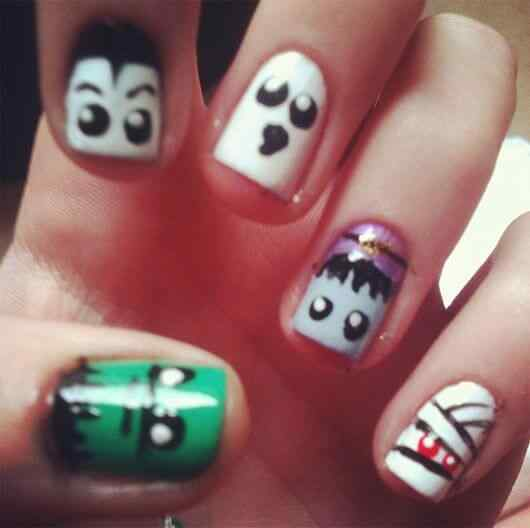 halloween nails (17)