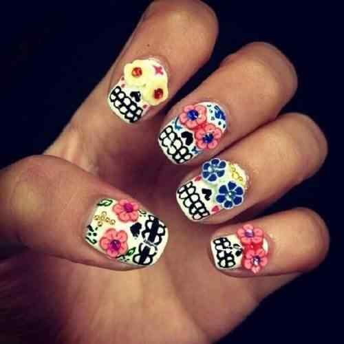 halloween nails (25)