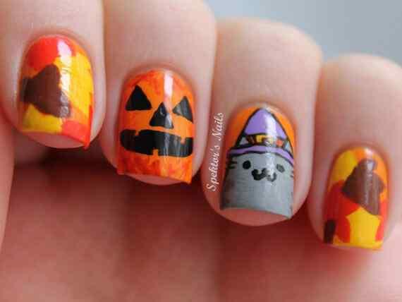 halloween nails (6)