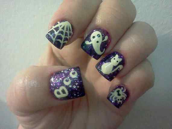 halloween nails (9)
