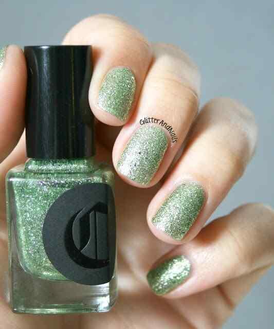 Fotos de unas color verde (6)