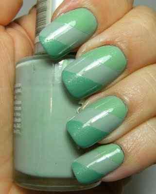 Unas color verde (12)