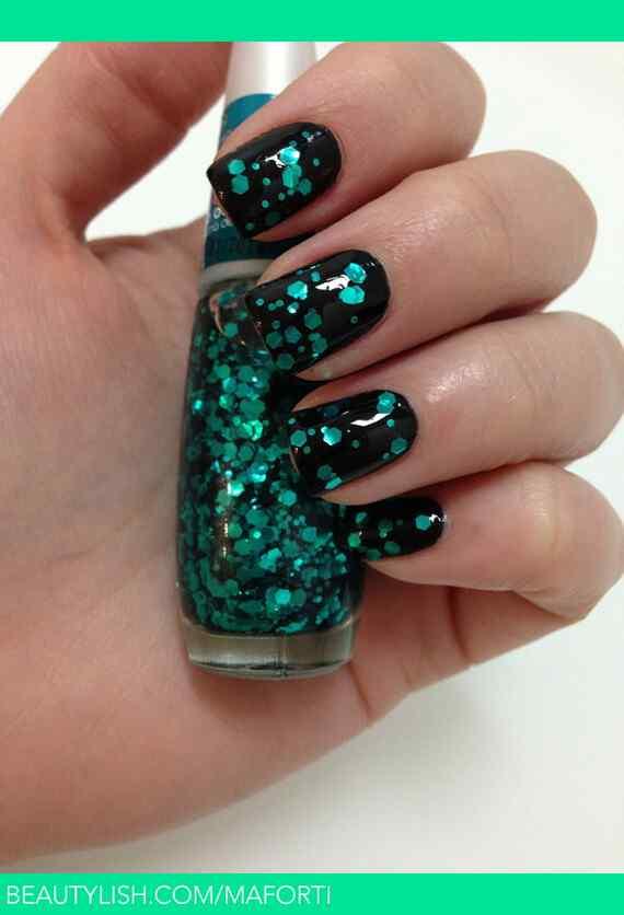 Unas color verde (2)