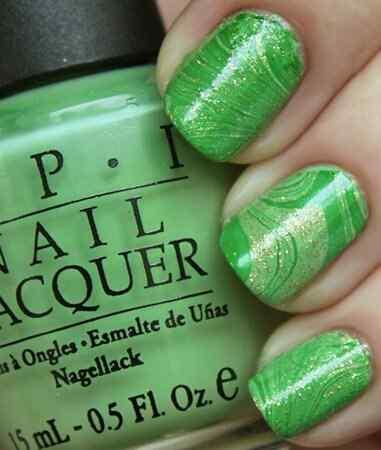Unas color verde (5)