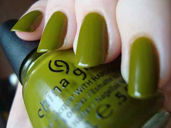 Unas color verde (7)