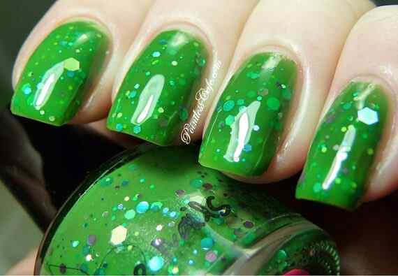 decoracion de unas verdes (13)