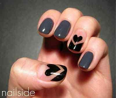 Unas de amor love nails (13)