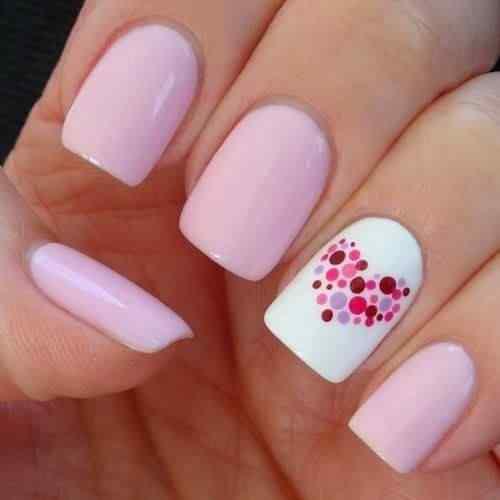 Unas de amor love nails (4)