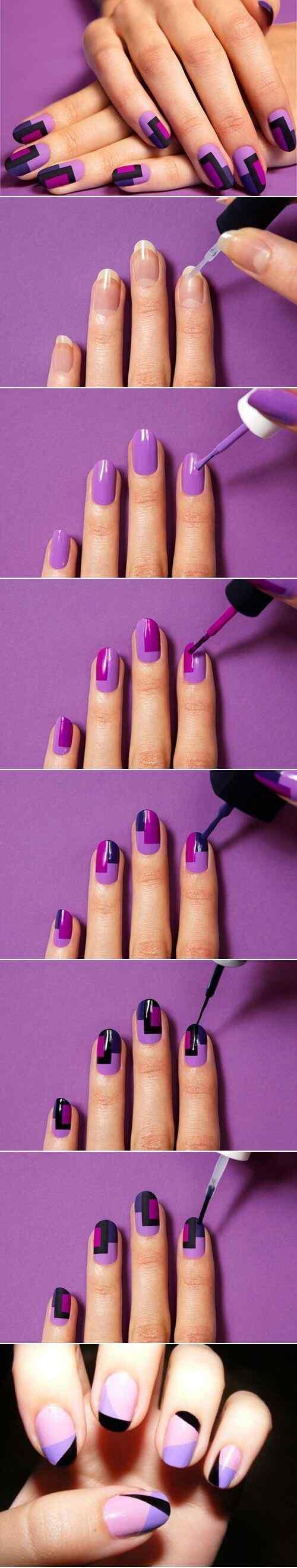 decoracion de unas purpura (4)