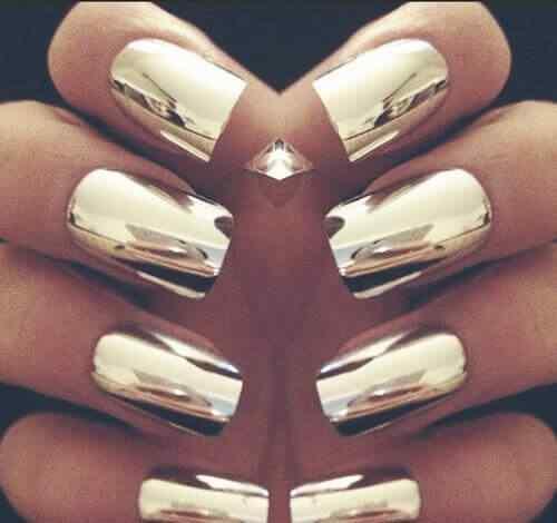 decorar unas doradas (5)