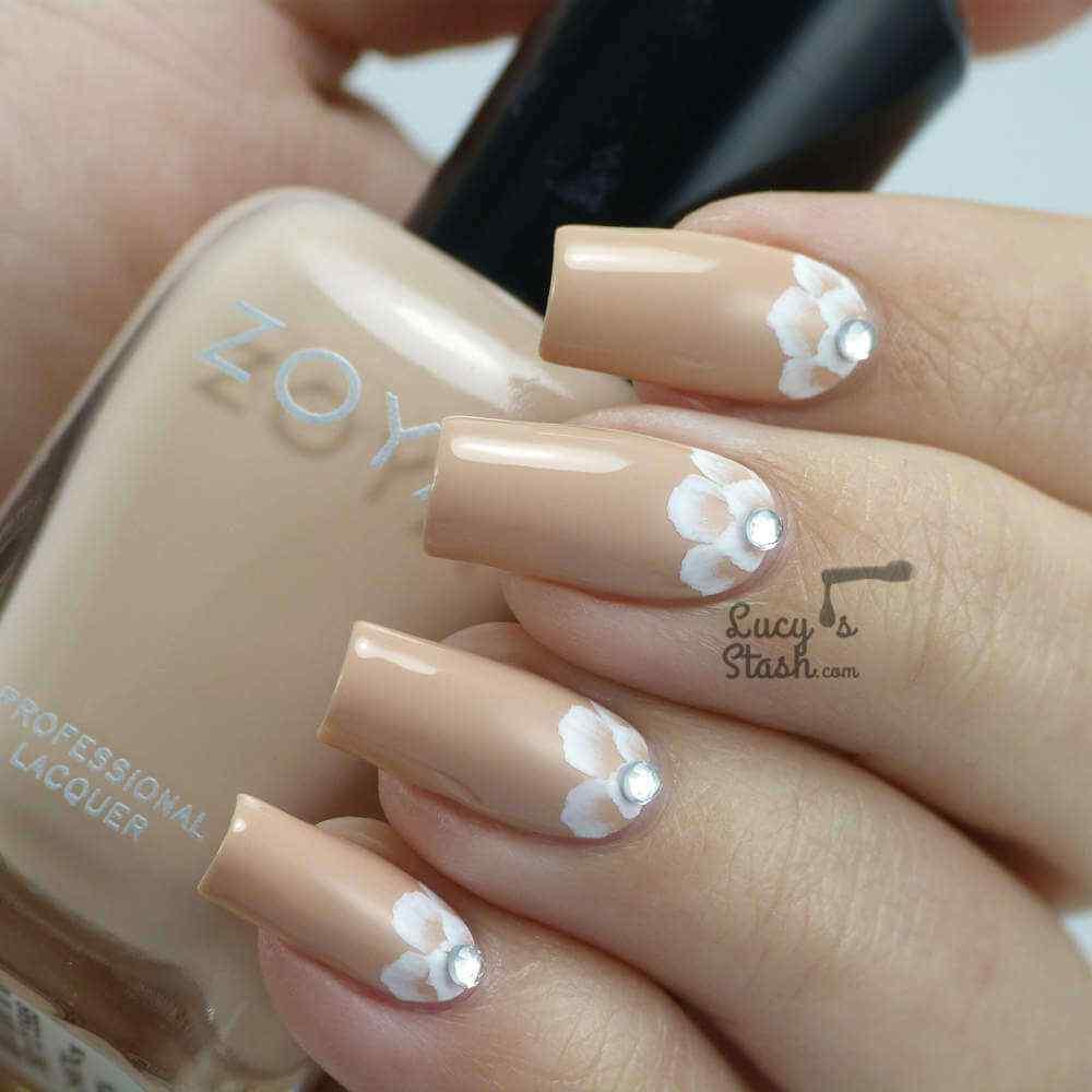 nail art para bodas (1)
