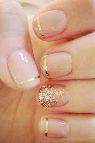 pintar unas doradas (2)