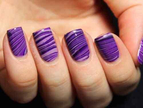 pintar unas purpura (5)