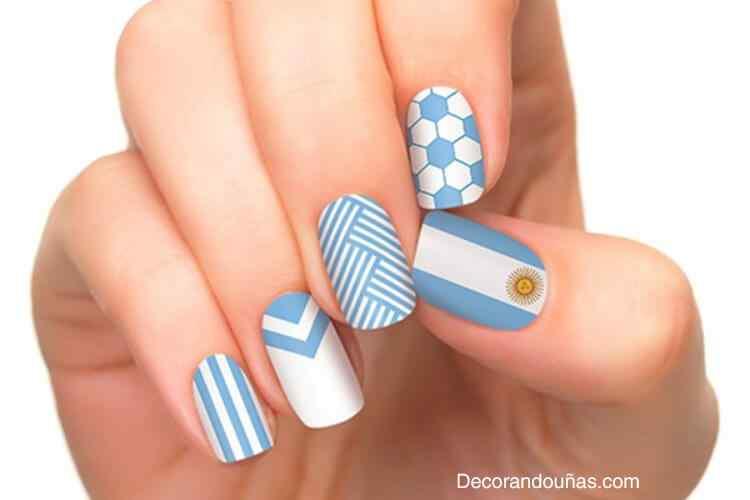 Unas Decoradas Mundial - Argentina
