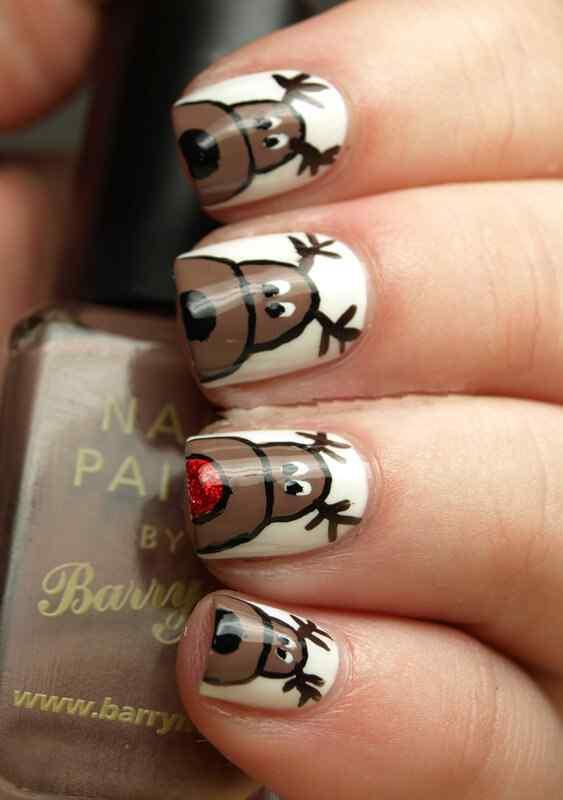Christmas Nails (4)