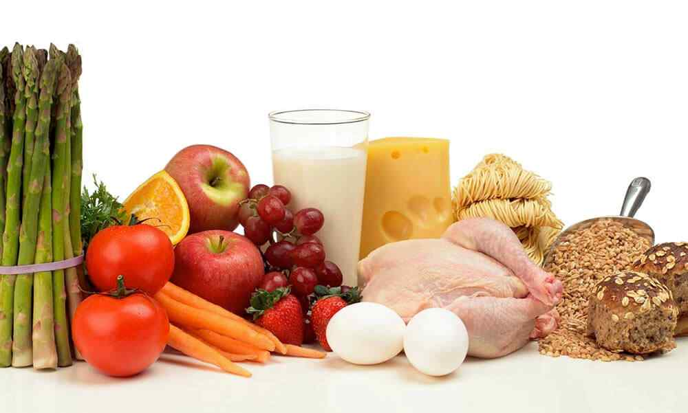 alimentos con calcio