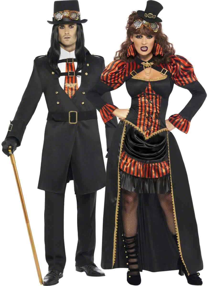 Disfraces halloween parejas