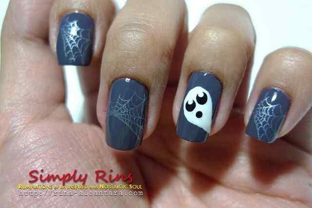 Halloween nails 2014 (2)