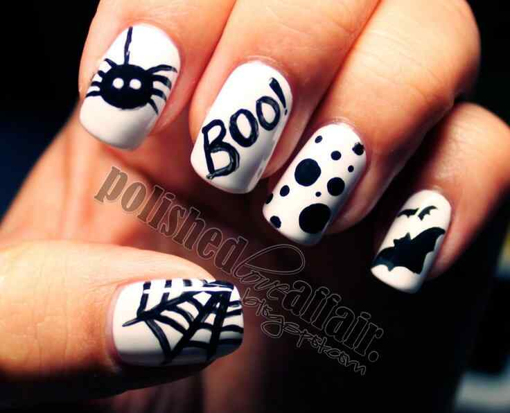 Halloween nails 2014 (3)