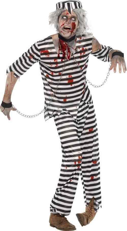 zombie prisionero