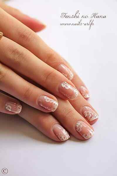 2015 bridal nails (4)