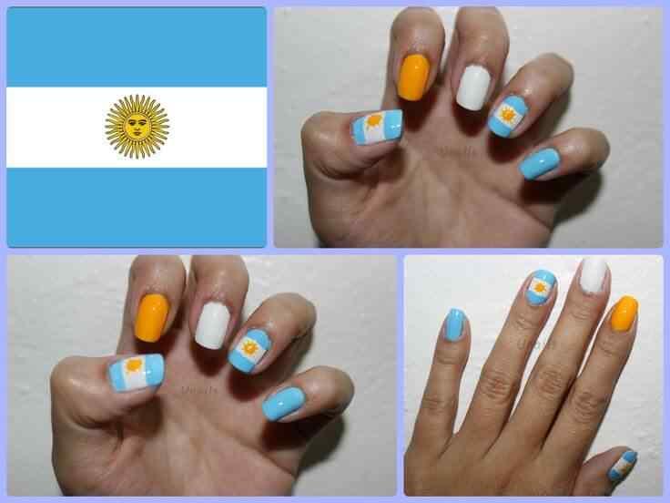 decoracion de unas argentina (5)