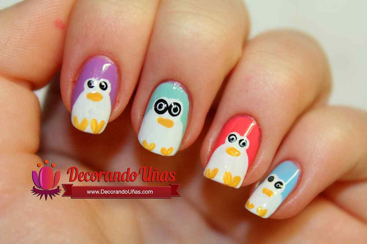 unas-pinguinos
