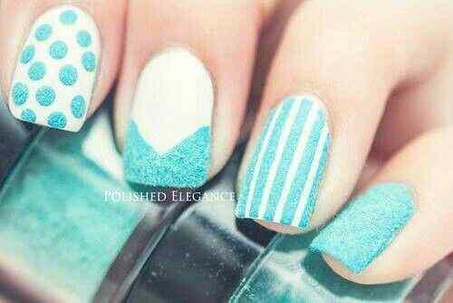 velvet nail art (6)