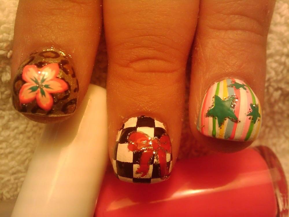 Bubble Nails (4)