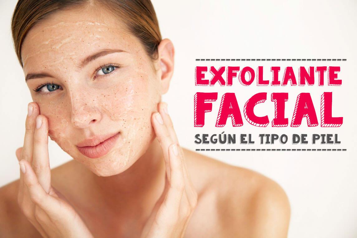 Exfoliante-facial-segun-tipo-de-piel
