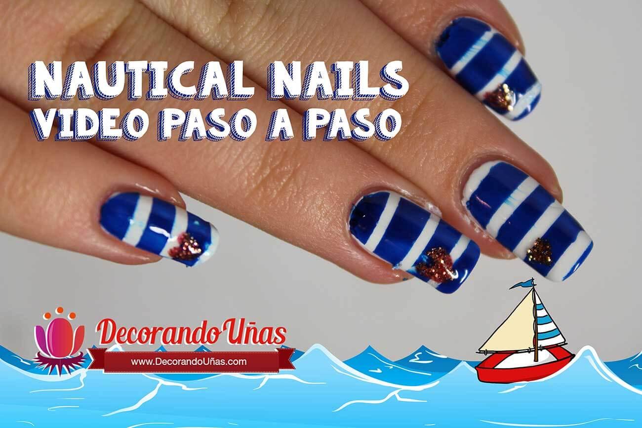 unas-nauticas-azules-diy