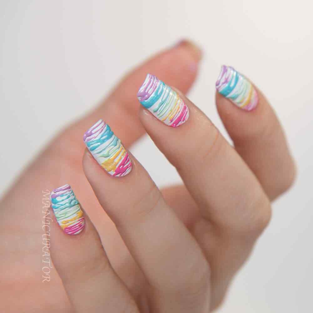 Spring nail art (1)