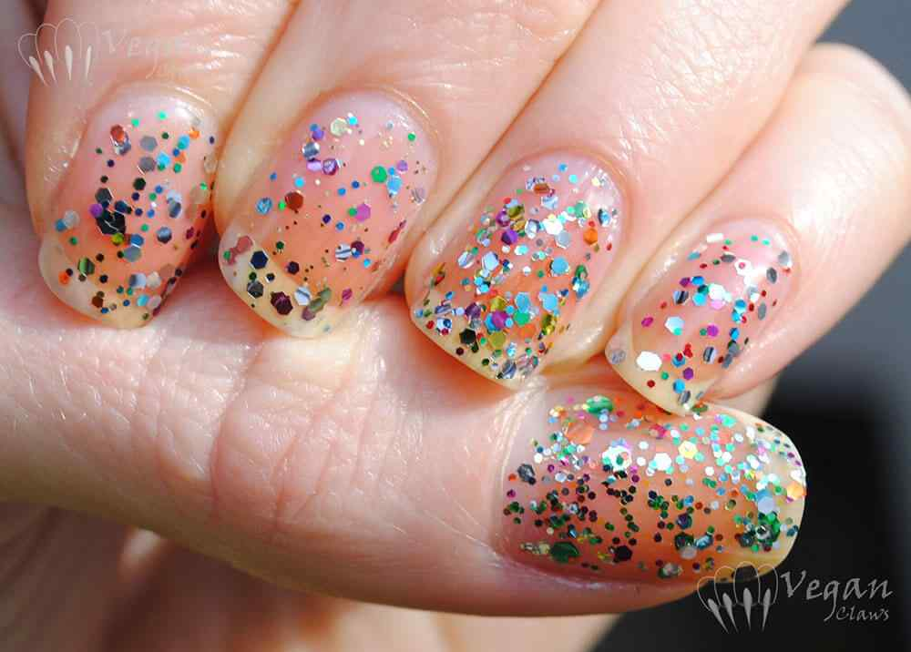 confetti nail art (2)