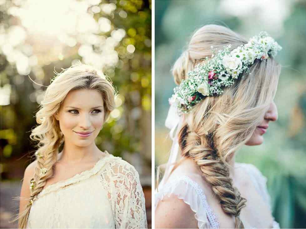 peinados con trenzas para novias (1)