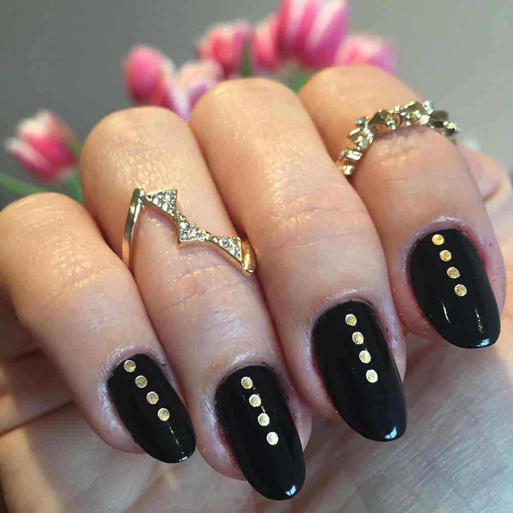 quinceaneras nail art (10)