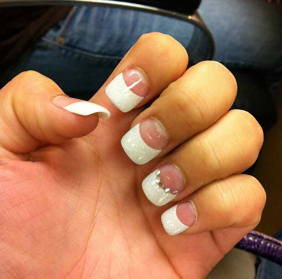 quinceaneras nail art (5)