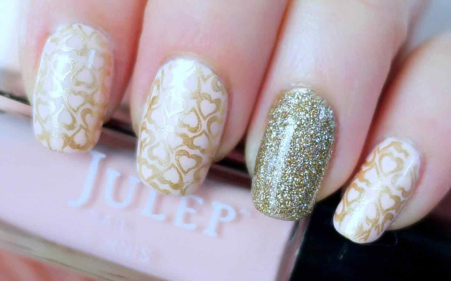 quinceaneras nail art (8)