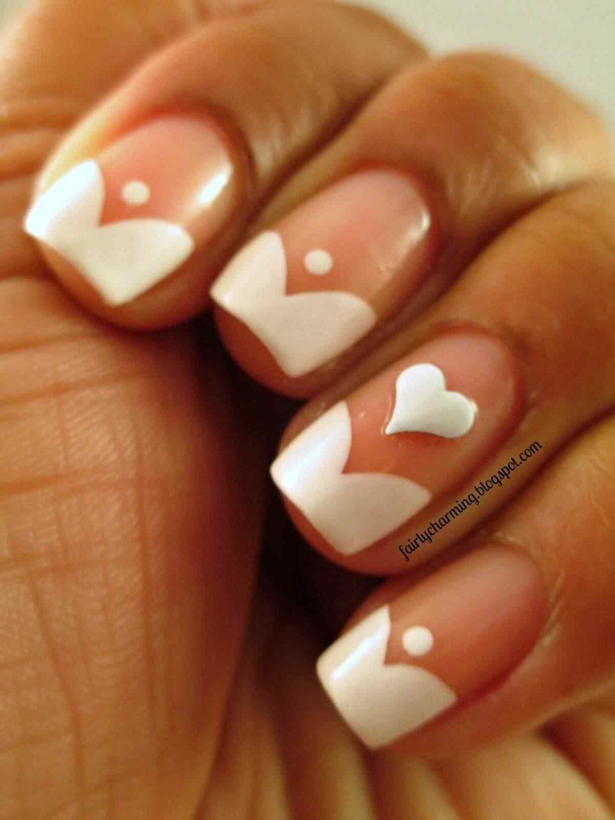 unas decoradas con corazones (5)