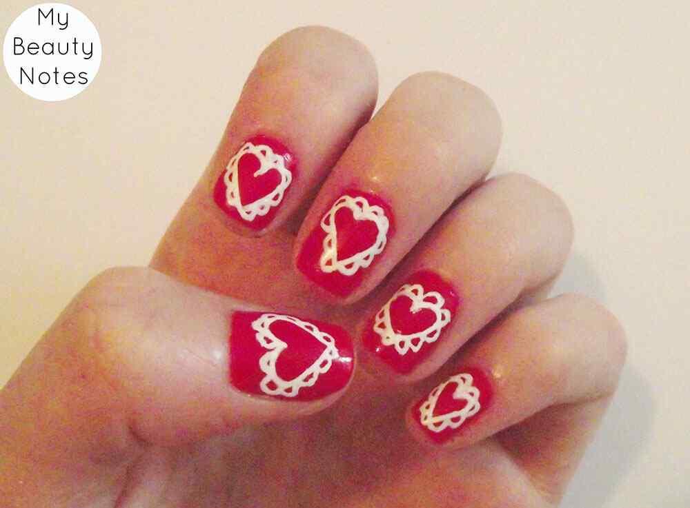 unas decoradas san valentin corazones (1)