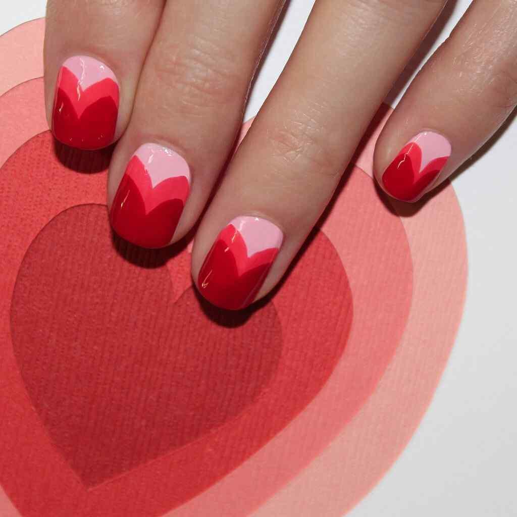 unas decoradas san valentin corazones (8)