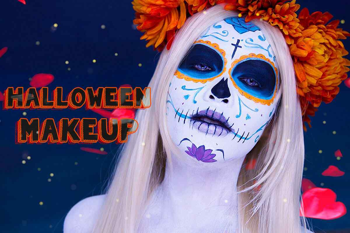 The-Beautiful-Death-makup-halloween