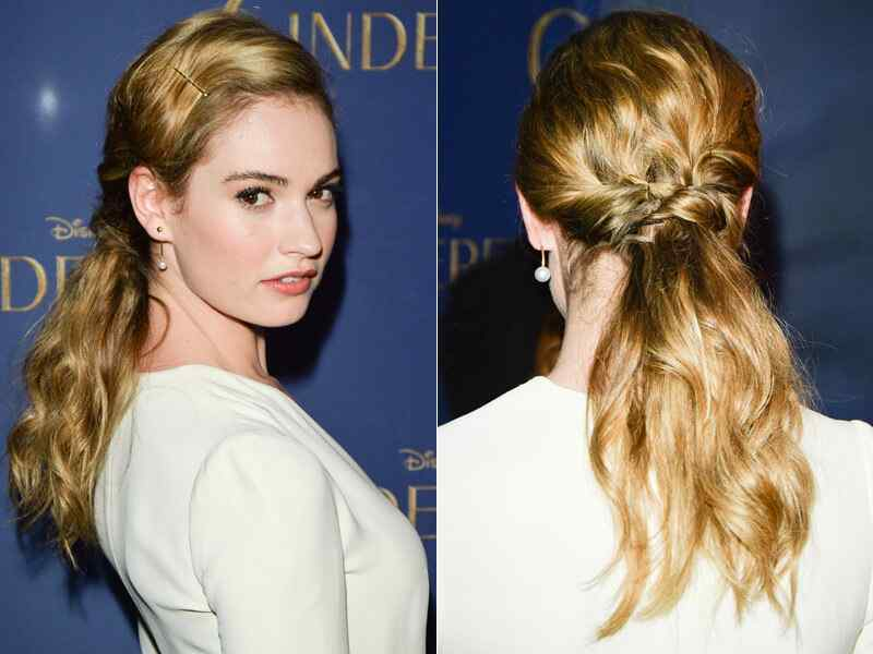 lily-james-hairstyle