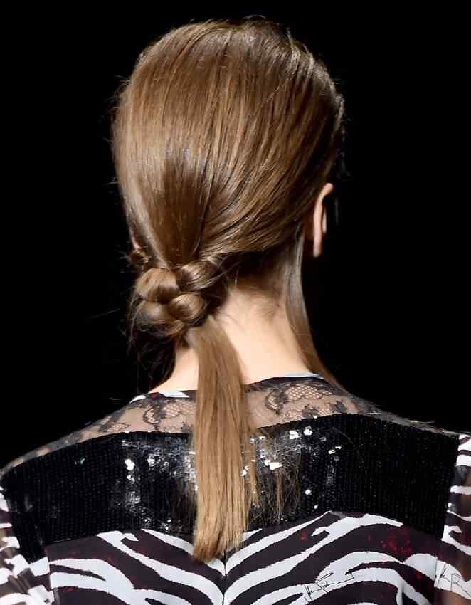 pasarela hairstyle